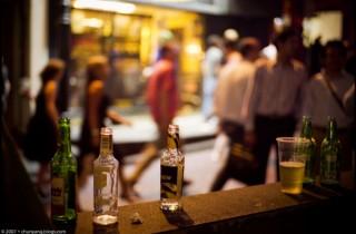 Alcohol, Violence and Addiction in Hong Kong